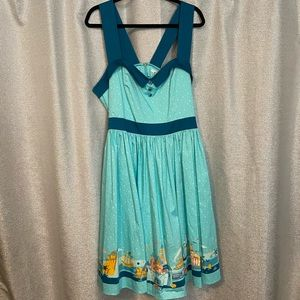 Disney Parks Disneyland Retro Dress